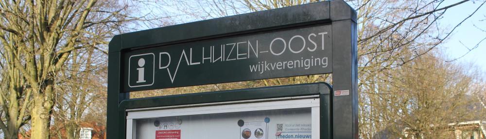Wijkvereniging Daalhuizen-Oost